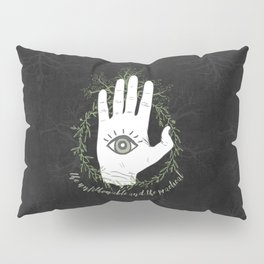 Adam, The Magician - The Raven Cycle Pillow Sham