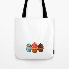 Cupcake Whisperer Bakery Chef Pastry Funny T-Shirt Tote Bag