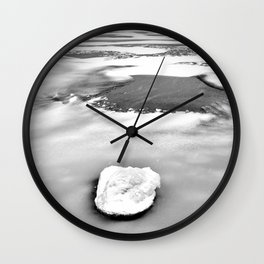 Opaque Wall Clock