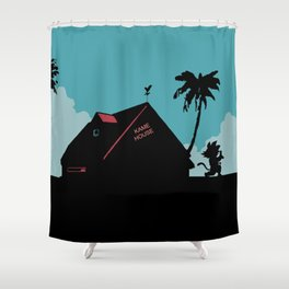 Kame House Shower Curtain