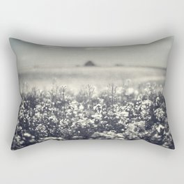 Canola Glow Rectangular Pillow