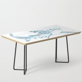 Tiger Shark II Coffee Table