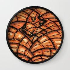 Orixás - Obá Wall Clock