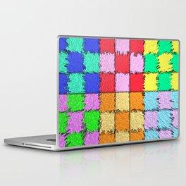 Chromatic Metropolis Laptop & iPad Skin