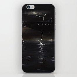 Coastal Storm iPhone Skin