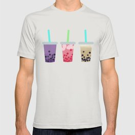 Bubble Tea Trio T-shirt