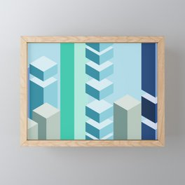 Placid Framed Mini Art Print