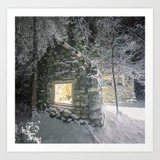 'Light Within' Art Print