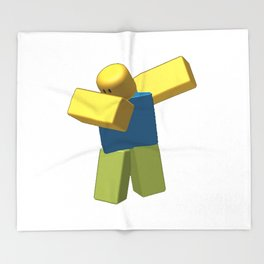 Coolest Roblox Dab Cool Throw Blanket
