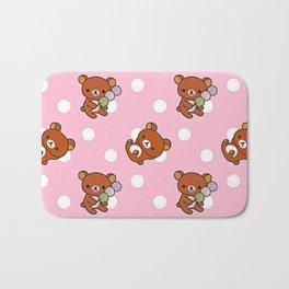Cute Bear Bath Mat