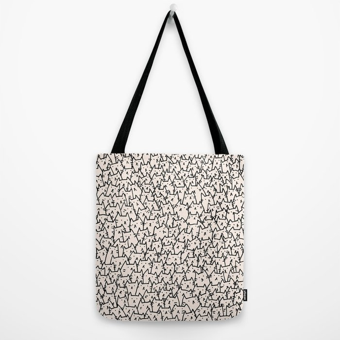 A Lot of Cats Tote Bag