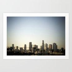 Los Angeles Art Print