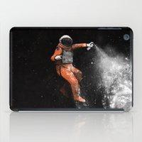 nasa iPad Cases featuring Astronaut by Florent Bodart / Speakerine
