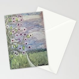 Flowers on the Vine Stationery Cards