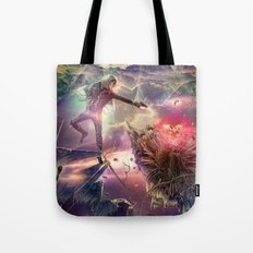 The Heart of Darkness Tote Bag