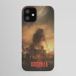 Godzilla 2014 iPhone Case