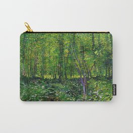 Vincent Van Gogh Trees & Underwood Carry-All Pouch