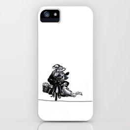 I'll Take My Ducks to Go iPhone Case