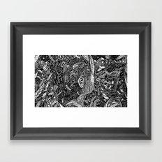 DDWIWDD (Still Frame 1) Framed Art Print