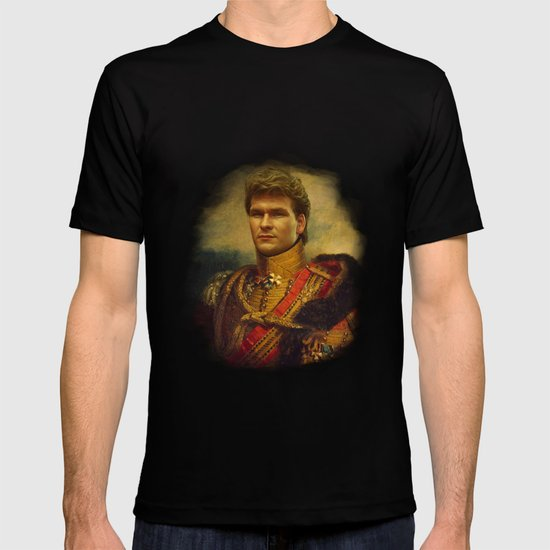 Patrick Swayze - replaceface T-shirt