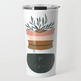 good coffee good life Travel Mug