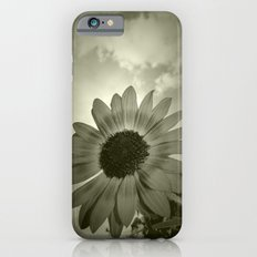 Tired Sunflower Slim Case iPhone 6s
