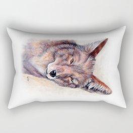 Sly Guy Rectangular Pillow