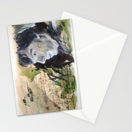 A study in Sherlock Stationery Cards