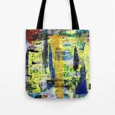 RICHTER SCALE 3 Tote Bag