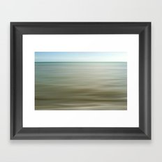 Key West Atlantic 1 Framed Art Print