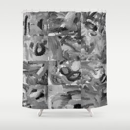 The Overstory Shower Curtain