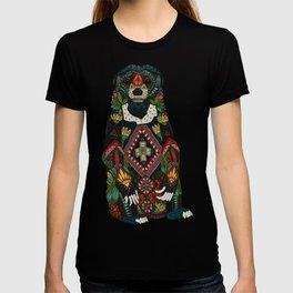 sun bear mint T-shirt