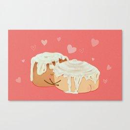 Cinnamon Butts Canvas Print