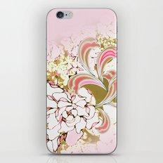 Gardenia Daydream iPhone & iPod Skin