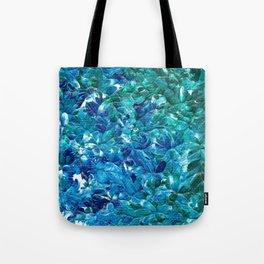 Tumultuous Sea Tote Bag