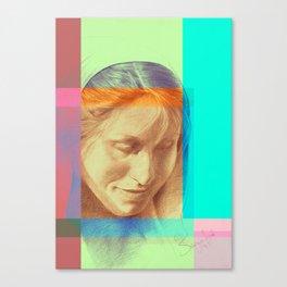 Margriet 04 Canvas Print