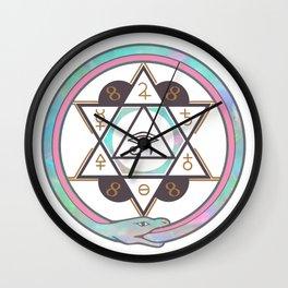 Archaic 3 Wall Clock