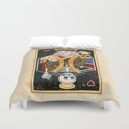 Cho-King. Duvet Cover