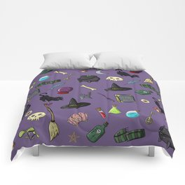 Witchcraft and Wizardry Comforters