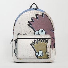 Bart Heads Backpack