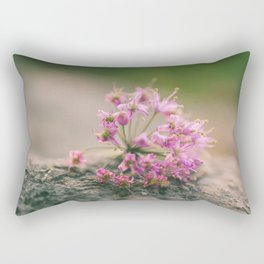 Purple Mornings Rectangular Pillow