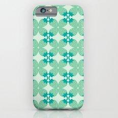 Pattern: Blue Strawberries Slim Case iPhone 6s