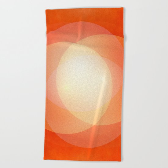Abstract 2017 010 Beach Towel