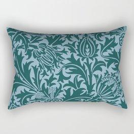 """William Morris """"Thistle"""" 3. Rectangular Pillow"""