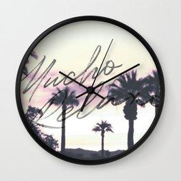 Mucho Relaxo Spectrum Wall Clock
