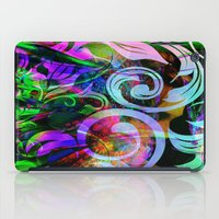 romance iPad Cases featuring Romance by shiva camille
