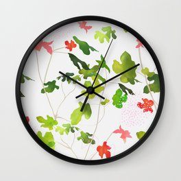 sunday afternoon Wall Clock