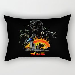 King of Monsters Rectangular Pillow