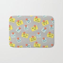 Fridge Magnets Bath Mat