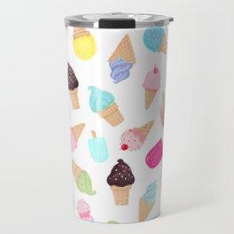 Sweet Ice Cream Treats Travel Mug